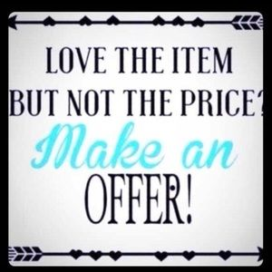 Other - Make an Offer😃